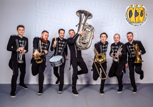 Brevis Brass Band удивит вас!